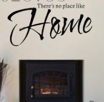 There's not place like HOME! Such pretty and true words. www.theprettycollection.co.za