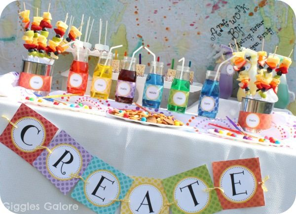 235 Best Birthday Party Food Ideas Images On Pinterest