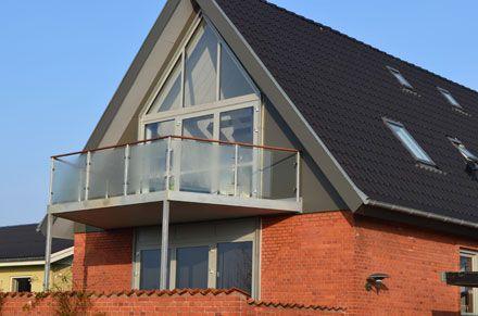 Billedresultat for balkon galvaniseret