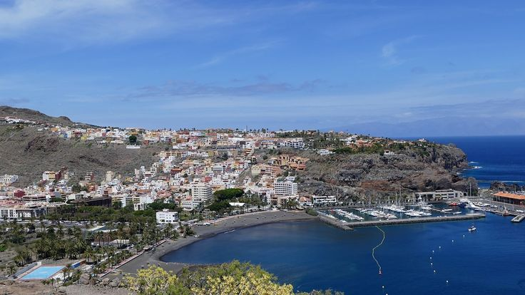 This is the Islas Canarias.