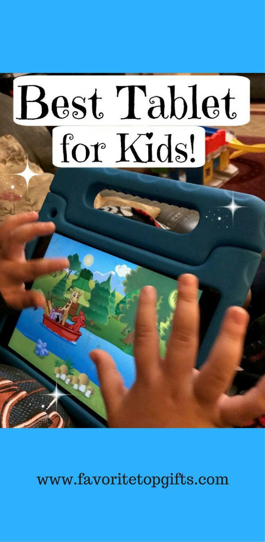 BEST TABLET FOR KIDS - LEARNING TOYS FOR KIDS