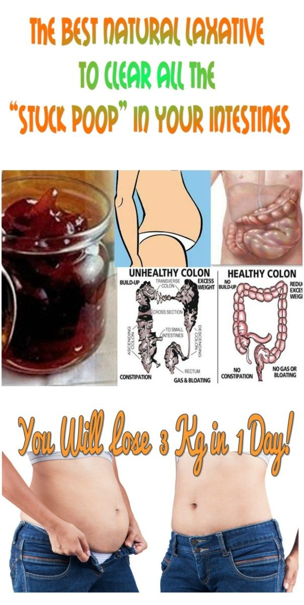 The mixture we have for you today is a powerful natural laxative that you can easily prepare at home. It contains prunes, a fruit rich in fiber that will improve your digestion and treat problems s…