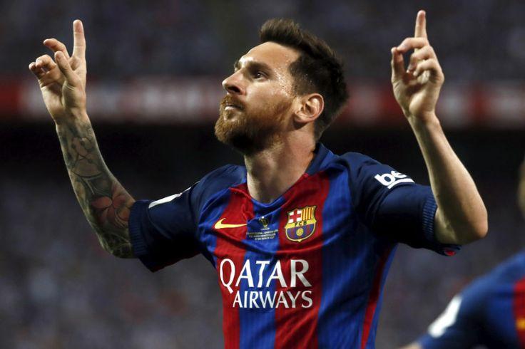 • Messi amplió su contrato con Barcelona hasta 2021; el argentino recibirá 16.6 millones de euros más por año, para un total de 39.4 millones.