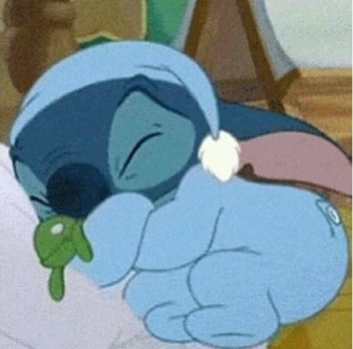 Sleepy Stitch