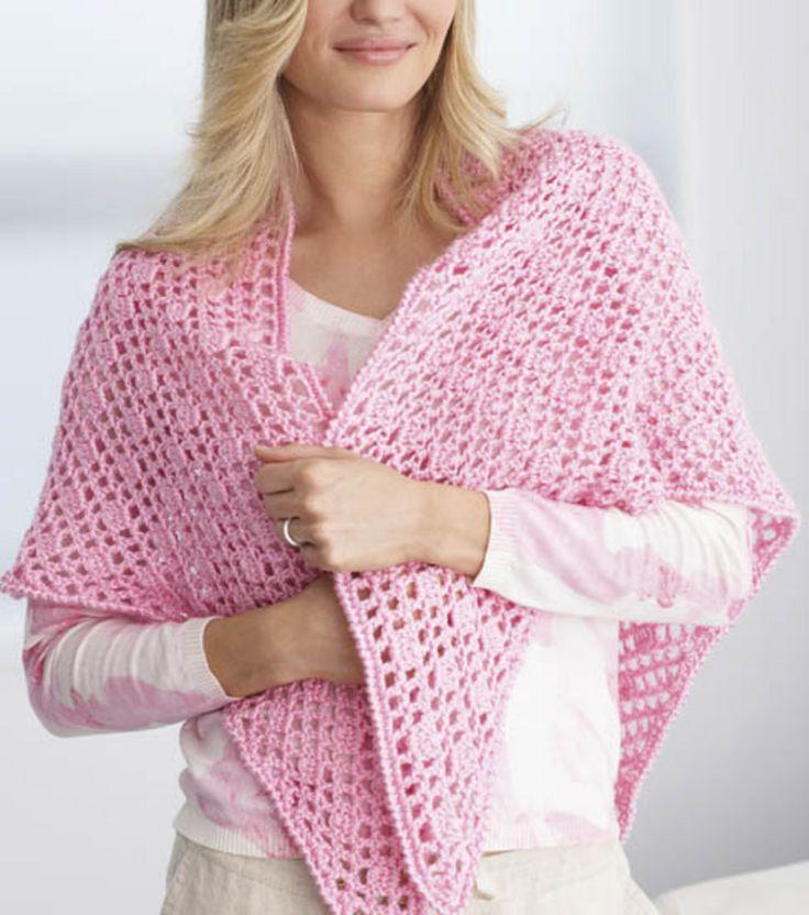 141 best prayer shawls images on Pinterest | Crochet shawl, Hand ...