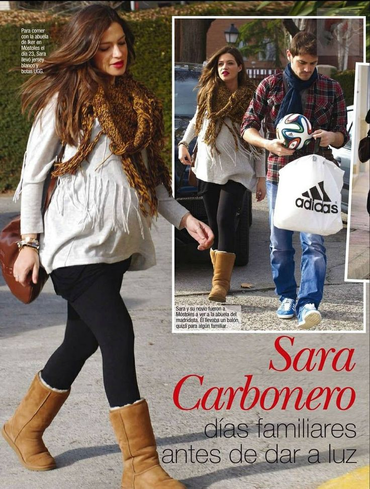 Embarazo Sara Carbonero #fashion #pregnacy #maternity #style