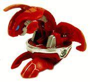 TOPSELLER! Bakugan Battle Brawlers LOOSE Red Chr... $6.50  #Bakugan