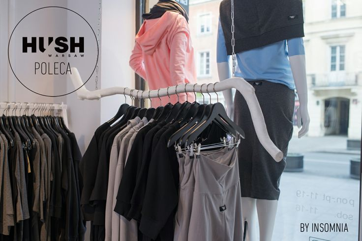 BY INSOMNIA- fashion boutique in Warsaw recommended by HUSH Warsaw.