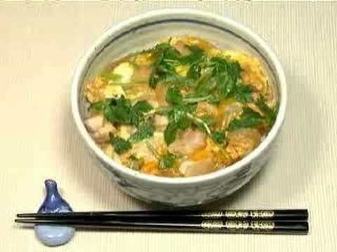 How to Make Oyakodon (Chicken and Egg Rice Bowl Recipe) 親子丼 作り方レシピ - YouTube