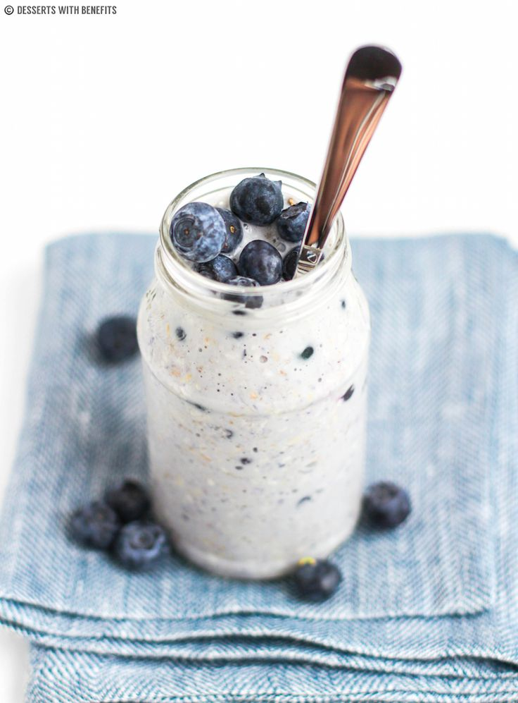 6 Overnight Breakfast Recipes For A Morning On-The-Go — Bloglovin'—the Edit