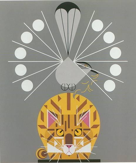 Charlie Harper, illustrator