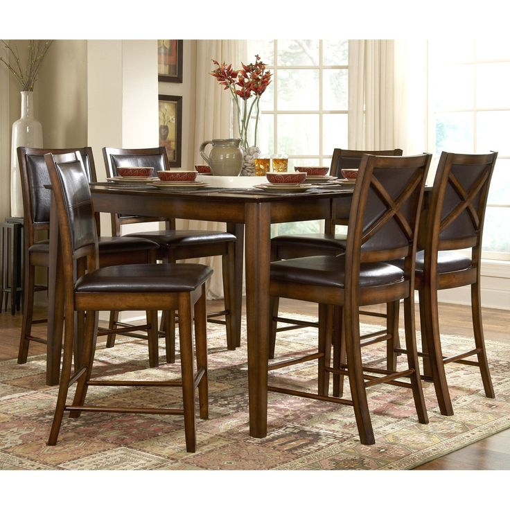 Counter Height Table Set 223399