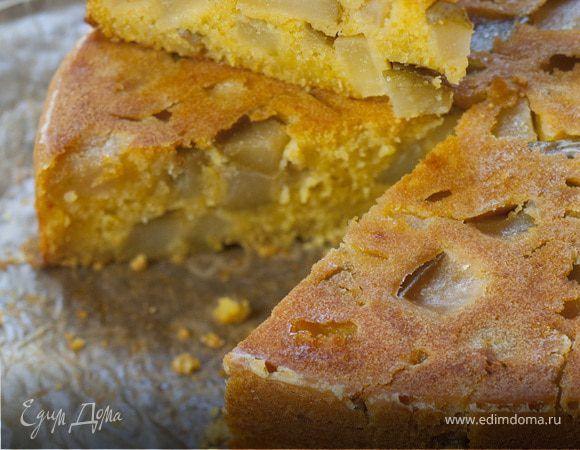 грушевый пирог рецепт с фото от юлии высоцкой