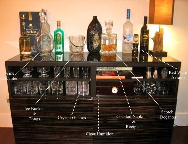 The Best Corner Liquor Cabinet Ideas On Pinterest Dry Bars