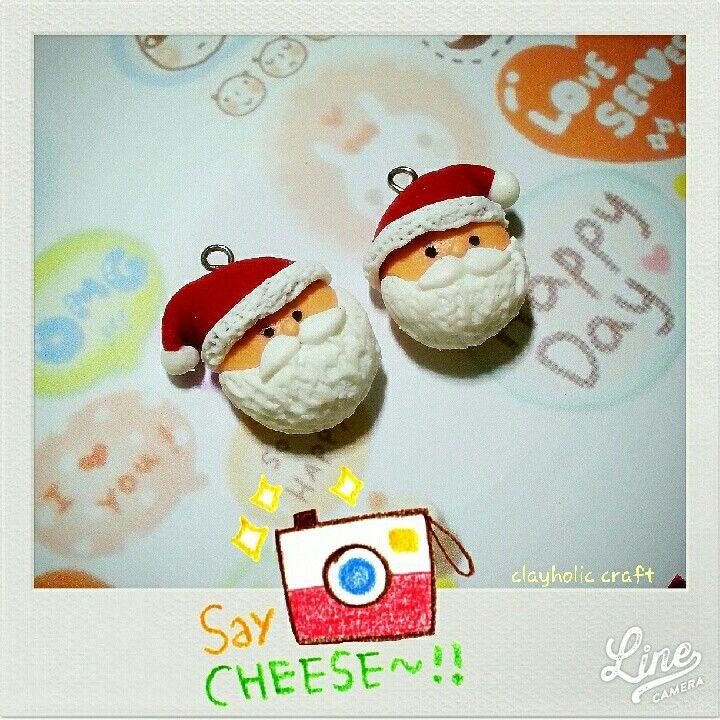 Santa charm