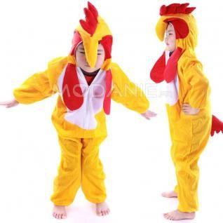 Aimable pyjama siamois kigurumi coq étoffe duveteuse pas cher [#M1408286825] - modanie