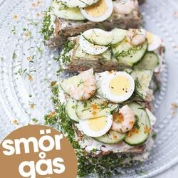 ZTRDG: Zweedse broodtaart