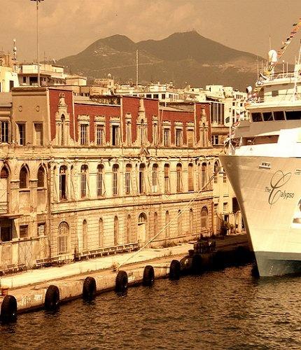 Thessaloniki port, Greece / by ptg1975 via Flickr