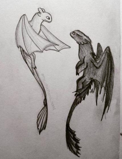 Super, wie man Drachenskizzen trainiert Zeichne 21 Ideen