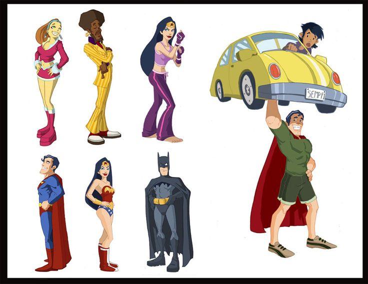 Cartoon Characters Female : Famous female cartoon characters