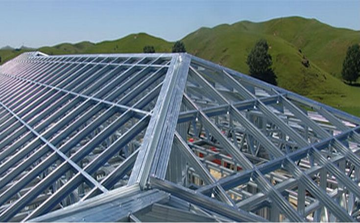 Pin By Glenn Hill On Structure Steel Framing Galvanized