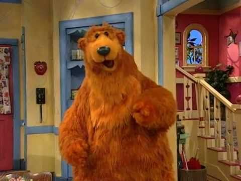 """The """"Potty Chair"""" Song for all the Bear In The Big Blue House fans. The episode """"When You've Got to Go!"""" was never released on CD so enjoy it here."""