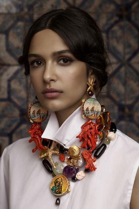 Collezioni amle gioielli artigianali bijoux collier for Design di gioielli