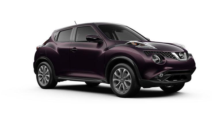 2015 Nissan Juke SV Bordeaux Black