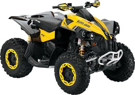 Can Am ATV Parts