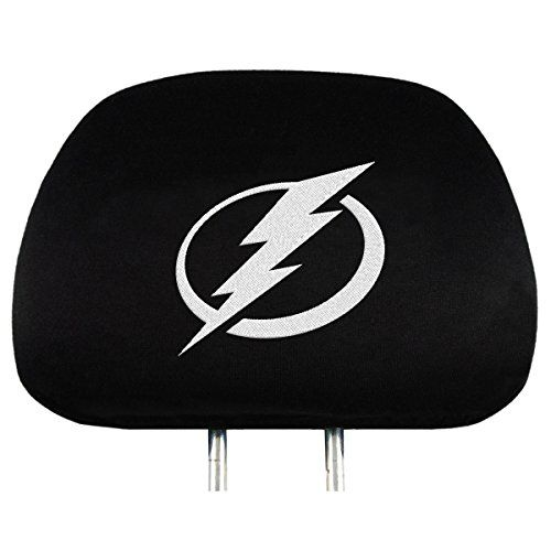 Tampa Bay Lightning Head Rest Covers