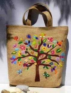 E hookah : handmade bags