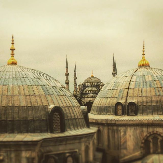 In Istanbul you will get in touch with history & culture of thousand of years, oriental traditions and impressive monuments which are praising the Byzantine and Ottoman architecture!  Photo by @yashdem #Celestyalcruises #Istanbul #Turkey #monuments #architecture