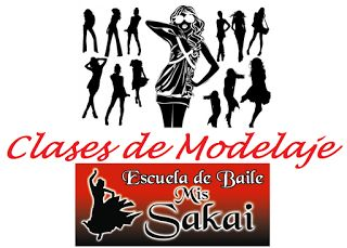 Mis Sakai: Clases de Modelaje