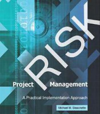 Project Risk Management : A Practical Implementation Approach PDF