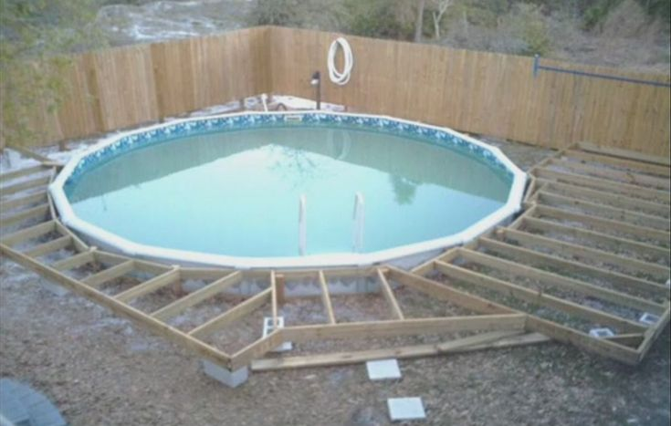 Best 25 above ground pool cost ideas on pinterest above for Pool installation cost