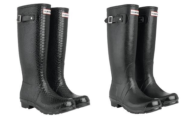 Hunter Wellies continue to sell
