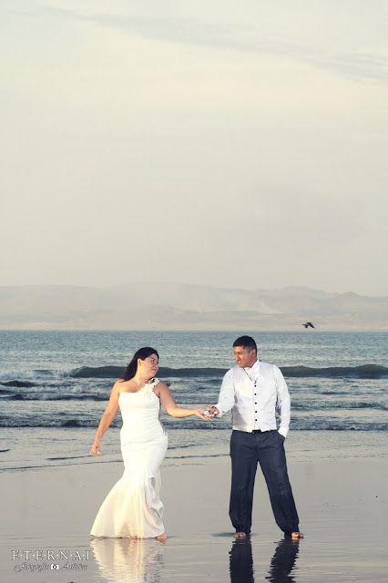 Eternal Fotografia Artistica: Trash the Dress Juliana y Pedro