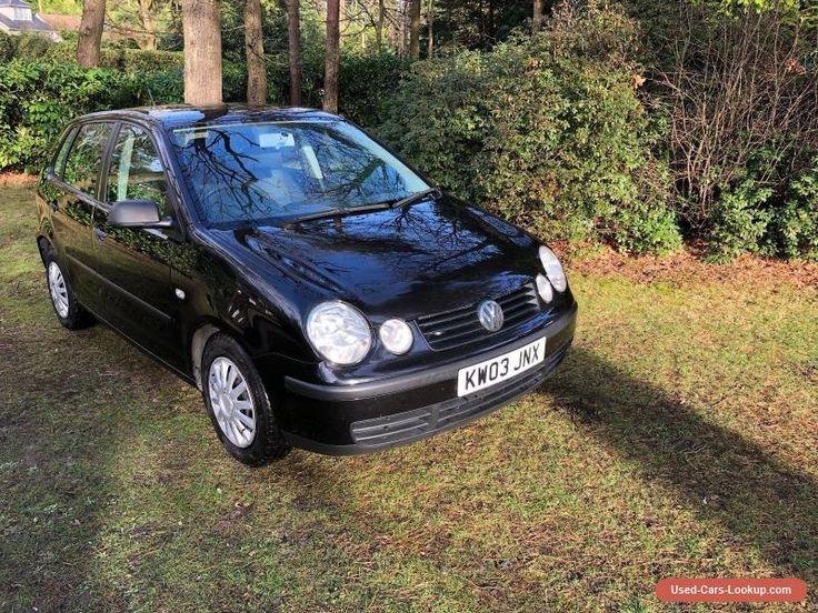 2003 Volkswagen polo 1.2 years mot #vwvolkswagen #polo #forsale #unitedkingdom