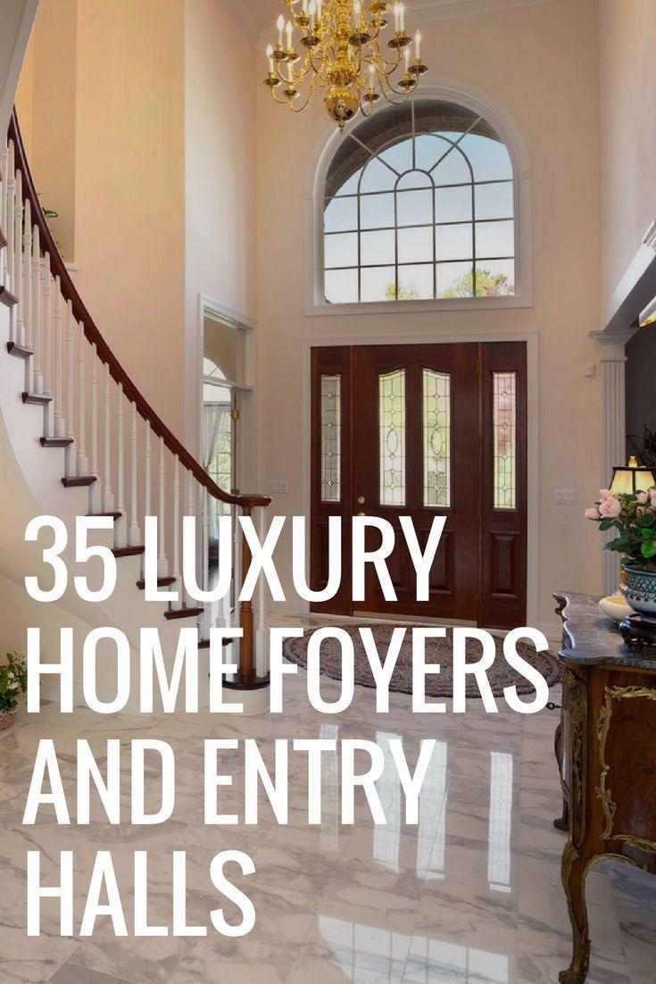 70 Mansion Foyer Ideas Photos Luxury Homes Staircase Design