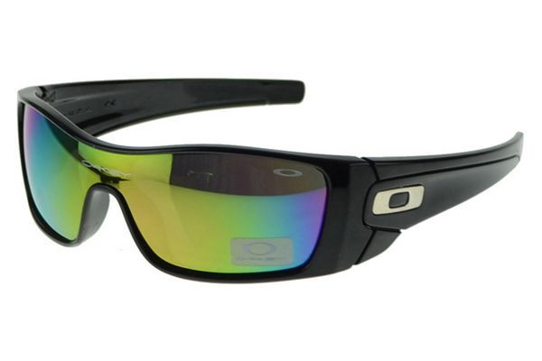 Oakley Batwolf Sunglasses Black Frame Colored Lens 023 AUD17.93