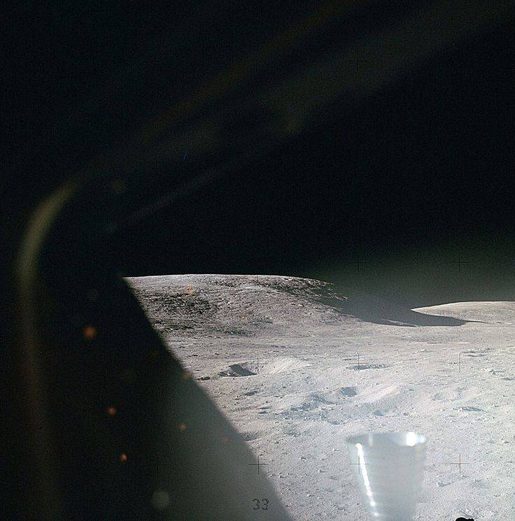 Lunar surface shortly after landing, Apollo 16 - Apollo 16 - Wikipedia