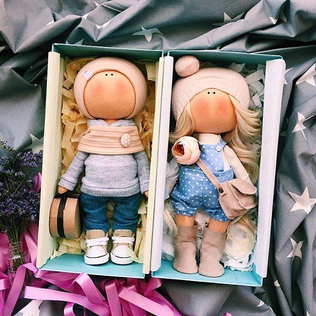 """548 Me gusta, 11 comentarios - @tatiana_nedavnia en Instagram: """"А теперь покажу всех куколок с общей фотографии поближеКуколки сшиты на заказ-рост 24…"""""""