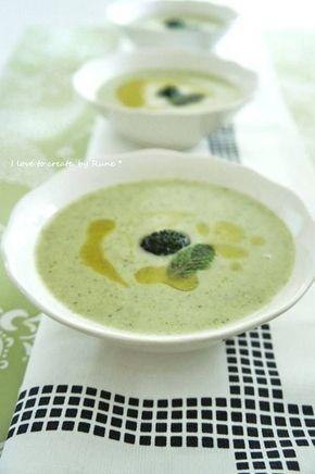 ブロッコリースープの人気レシピ17選!コンソメや牛乳など身近な食材を賢く活用 - macaroni