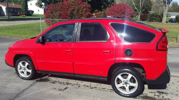2002 Pontiac Aztek Awd (Bellevue) $3000: QR Code Link to This Post 2002 Pontiac Aztec Awd, 3400v6, auto trans, 169k miles. Leather heated…