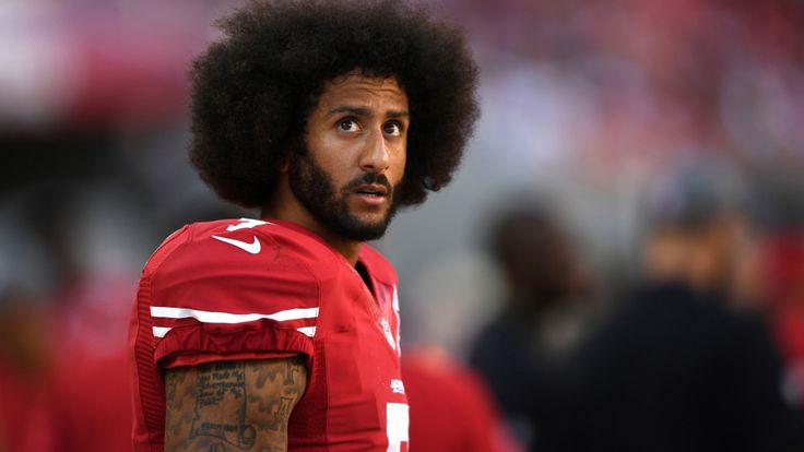 """It's imperative to cut through the noise surrounding Colin Kaepernick's current unemployment, and nothing is noisier than the idea that NFL teams will not sign Kaepernick because he is a """"distracti…"""