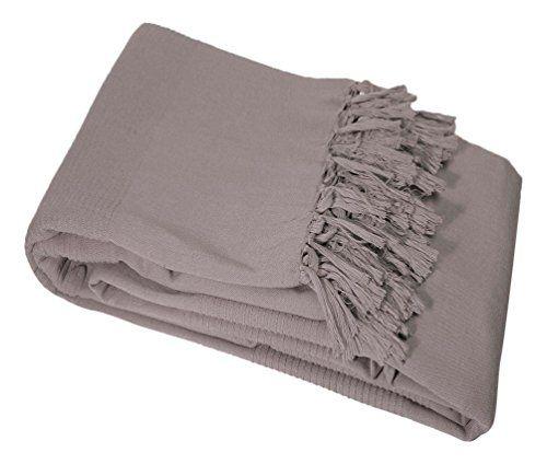 Nuances Du Monde 220 x 240 cm Armchair Throw Coton Tisse Lana, Taupe Nuances Du Monde http://www.amazon.co.uk/dp/B00IQT3K90/ref=cm_sw_r_pi_dp_l10Qwb13BYQZ6