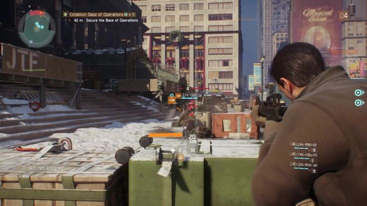 BBC Click's Marc Cieslak gives an early review of the online, third-person shooter Tom Clancy's The Division.