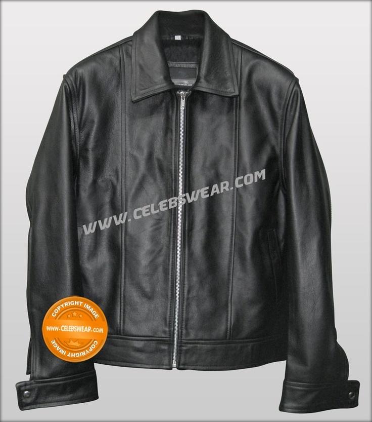 Californication Hank Moody Leather Jacket