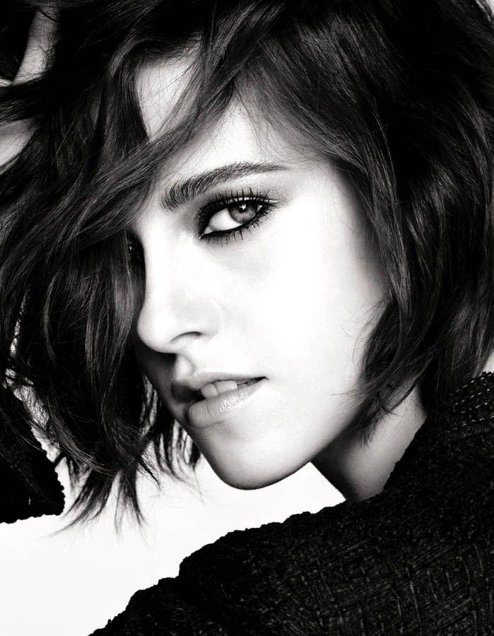 SMOKY (campagne maquillage Chanel) - Kristen Stewart -