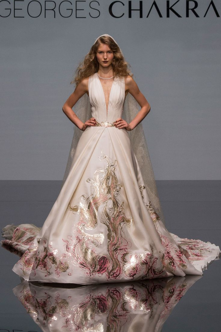 Georges Chakra Couture Fall 2016